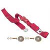 All Camaro Seat Belt with Push Button Red 74 inch