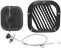 1955-56 Fullsize Chevy Air Vent Assembly RH (Full Size Chevy)