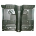 70 E-Body-Body With Correct Flanged Edge, Front Floor Pan 1-Piece