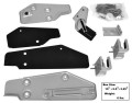 69-70 Mustang Door Glass Channel/Retainer Assembly LH